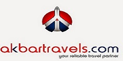 Akbartravels - Get flat 6% off on Business Class and get flat 7% off on First class Flights
